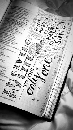 Quotes bible verses psalms art journaling Ideas for 2019 Bible Study Journal, Scripture Study, Bible Art, Art Journal Pages, Art Journaling, Journal Ideas, Bible Drawing, Bible Doodling, Bible Prayers