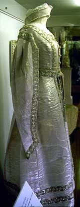 Court Dress belonging to Daughter of Nicholas II