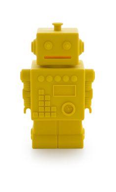 Spaarpot Robot - Geel