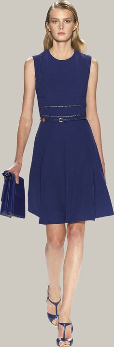 #Dress #Elie Saab Best blue