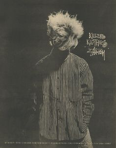 Stussy Killer Klothes 1988