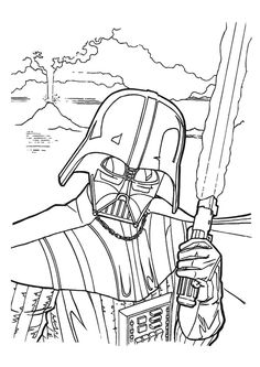 top 25 star wars coloring sheets your toddler will love to do - Free Colouring Printables
