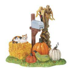 Harvest mailbox