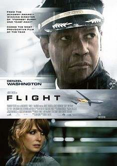 New FLIGHT movie poster with Denzel Washington and Kelly Reilly! Streaming Hd, Streaming Movies, Hd Movies, Movies Online, Movies And Tv Shows, Movie Tv, Movies Free, Forrest Gump, Denzel Washington