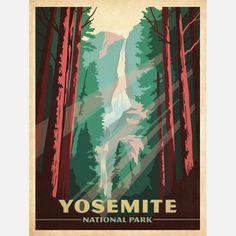Yosemite National Park - Anderson Design Group