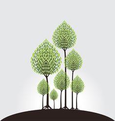 Tree-vector-illustration