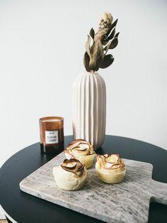 Glutenfreie Rosen Muffins mit Birkenzucker #glutenfree #rosemuffins #muffins #cupcakes #healthy #desert