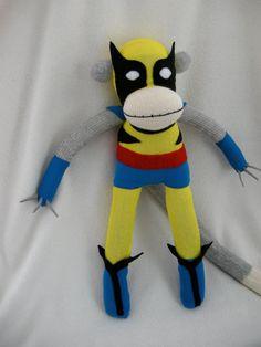 Wolverine Munky - www.munkybuns.com