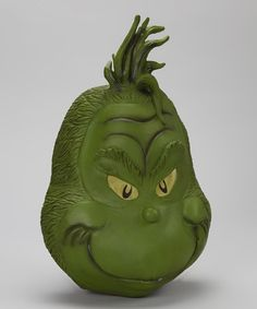 Grinch Full Mask - Kids & Adults   Are you kidding me?  The day after Halloween I find a Grinch mask for Cohen......