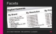 UX trading cards: descriptions of different UCD methods Great Websites, Research Methods, Trading Cards, Digital Camera, App, Picture Cards, Digital Cameras, Apps