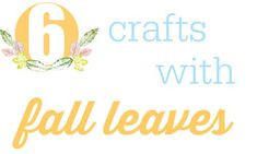 This year I'm determined to preserve them for a little longer. Here are some of my top options on crafts using Fall leaves. Fall Leaves, Fall Crafts, Fall Decor, Thanksgiving, Craft Ideas, Autumn Leaves, Autumn Crafts, Thanksgiving Tree, Autumn Decorations