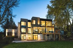 Contemporary Property Canada