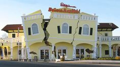 Ripley's Believe It Or Not Museum is filled with a collection of over 400 unusual, bizarre, strange, and sometimes unexplained items.