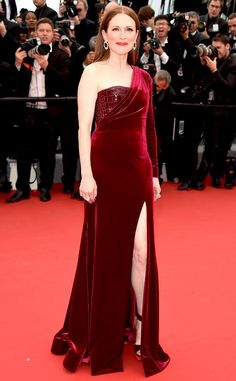 Givenchy Couture. Julianne Moore