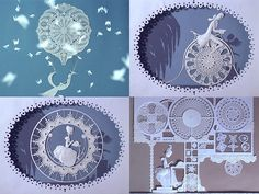 歐洲動畫剪紙大師 | Michel Ocelot | ㄇㄞˋ點子靈感創意誌