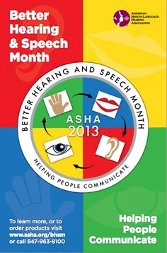May Is Speech And Hearing Month Coloring Pages