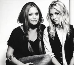 Mary Kate & Ashley    I Love Them. They Are So Gorgeous !