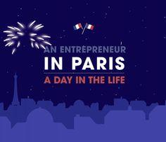 An entrepreneur in Paris! By Paris&Co