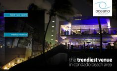 oceano, condado | lounge, restaurant | home: dinner or after dinner drink overlooking beach