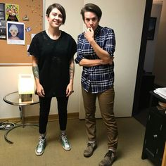 Tegan and Cameron Esposito