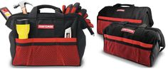 Sears: Craftsman 13 in. & 18 in. Tool Bag Combo Only $9.99 (Reg. $19.99) - http://mypersonalshopper.net/sears-craftsman-13-in-18-in-tool-bag-combo-only-9-99-reg-19-99/