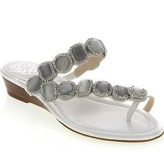 jeweled sandals - Google Search