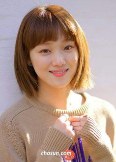 Lee Sung Kyung Japanese Beauty, Korean Beauty, Asian Beauty, Korean Actresses, Korean Actors, Actors & Actresses, Weighlifting Fairy Kim Bok Joo, Lee Sung Kyung, Kim Book