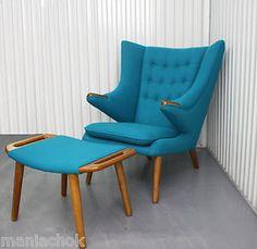 mid century mod chair