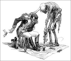 Heinrich Kley – was a German caricaturist, editorial cartoonist and painter. His drawings comprised quick, loose, pen-and-ink s. Ink Pen Drawings, Drawing Sketches, Graffiti, Animation Sketches, Sketches Of People, Character Design References, Figure Drawing, Les Oeuvres, Comic Art