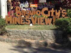 Mines View, Baguio City! Baguio City, Filipino, Sidewalk, Side Walkway, Walkway, Walkways, Pavement