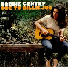 "Bobbie Gentry.  ""Ode to Billie Joe"" has got to be one of the most intense songs ever."