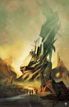 Les tombeaux du temps (hyperion Dan Simmon)