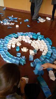 origami 25 de mayo