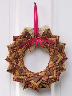 Autumn Wreath Ornament