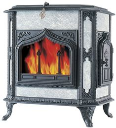 Fireview Wood Stove (Woodstock Soapstone Company, Inc.)