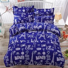 As photo 3 / Fullfashion style queen/full/twin size bed linen set bedding set sale bedclothes duvet cover bed sheet pillowcases