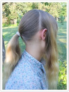 A quick and simple 1860s hairstyle step-by-step guide. - Click picture