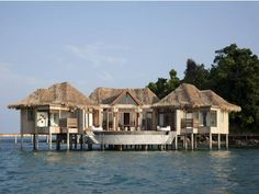 Expensive accommodation: The Song Saa Private Island in Cambodia charges an average of $1649 per night.
