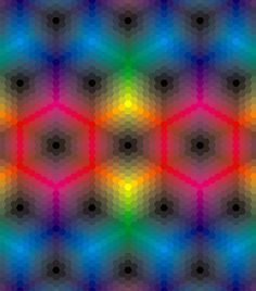 Dark Matter by Tony Digital Art it moves Cool Illusions, Optical Illusions, Op Art, Illusion Gif, Art Optical, Dark Matter, Psychedelic Art, Geometric Art, Illustrations