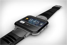 iWatch 2 from designer Antonio DeRosa.  Perhaps this will be a reality soon.  http://swagsofresh.com/gadgets/iwatch-2-concept-by-antonio-derosa/