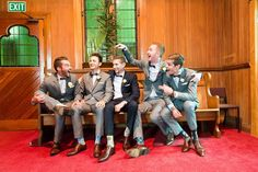 Groomsmen, St Geroge's Church, Epsom, Photography by L&G images, NZ wedding photographers. St Geroge, Family Photography, Wedding Photography, Family Portraits, Portrait Photographers, Groomsmen, Our Wedding, Vineyard, Painting