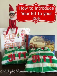 Not sure about Elf on the Shelf? Not sure on how to introduce him to the kids? Check out these tips and tricks for introducing Elf on the Shelf to your kids and make Christmas extra special this year!