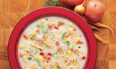 Healthy Recipes | Hearty Pacific Chowder | Canned Clam Recipes