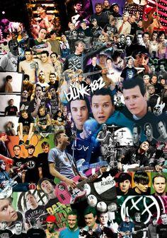 BLINK 182 Logo Blink 182 Pinterest Blink 182 Pop Punk And Travis Barker