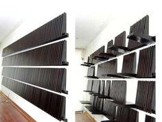 Keyboard Shelves: Foldable Display Art For Book Loving Piano Buffs