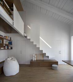 Arch Interior, Interior Design, Apartment Design, Stairs, Studio, Architecture, Gallery, House, Beautiful