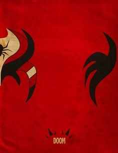 wwe/wwf wrestling graphic design work by dan howard | legion of doom