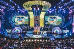 2014 Teen Choice Awards. Robe. LD Tom Kenny. produced by Bob Bain, Greg Sils and Paul Flattery #music #teen #awards http://livedesignonline.com/robe-shines-2014-teen-choice-awards