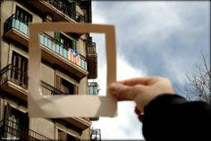 #Barcelona #Flag #Catalonia #Independent # #Balcony #Democracy #LaietaLittleL #Photography #Nikon