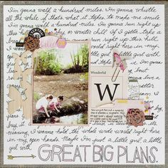 Great Big Plans - Jen Schow | Explore jen.schow's photos on … | Flickr - Photo Sharing!